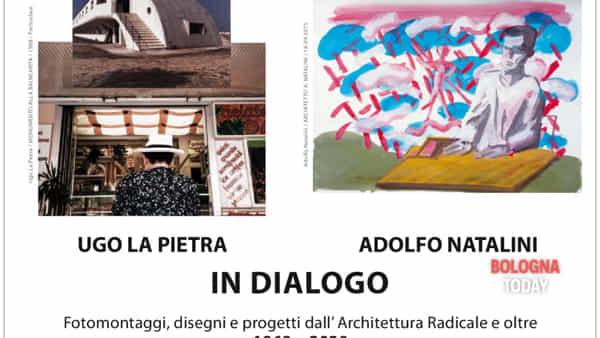 Mostra di Ugo La Pietra- Adolfo Natalini in dialogo. Fotomontaggi, disegni e progetti dall'architettura radicale e oltre 1969-2020