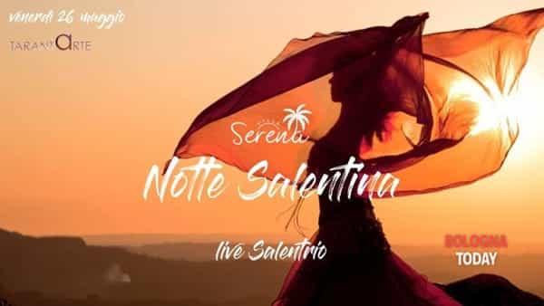 """La magia del Salento: """"notte della pizzica"""" con Salentrio e Tarantarte"""