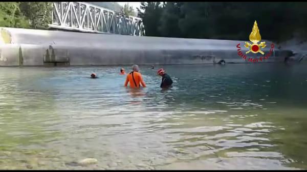 VIDEO| 11enne disperso nel Reno: recuperato il corpo senza vita