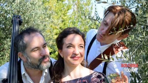 Four Seasons Trio alla Galleria dei Sensi