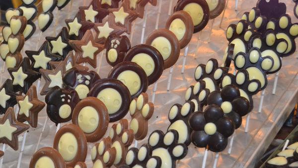 """""""Budrio Ciok"""", maitres chocolatier, gonfiabili, animazioni, laboratori gratuiti"""