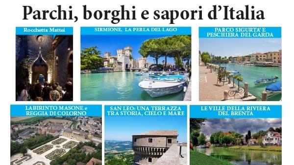 Parchi, borghi e sapori d'Italia