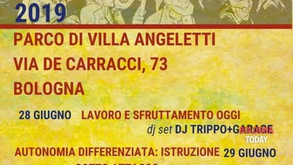 Festa di Liberazione 2019: 28, 29 e 30 giugno a Villa Angeletti
