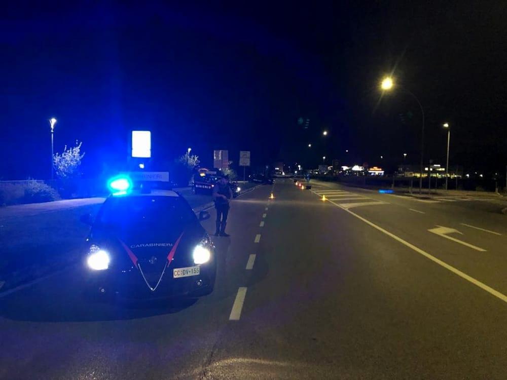 Furto di bici in casa, il proprietario ferito nella colluttazione: giovani bolognesi arrestati in Riviera