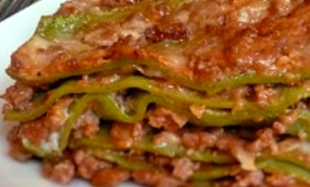 Ricetta Lasagne Verdi Alla Bolognese.Lasagne Alla Bolognese La Ricetta