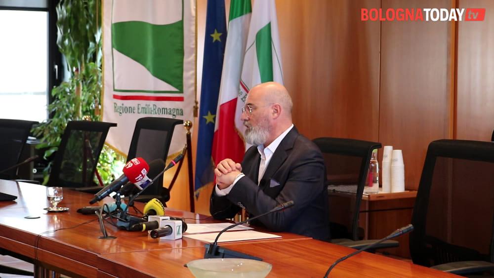 """Bonaccini, confronto con Boccia, Speranza e Arcuri: """"Guardia alta, ma dubbi sul divieto di asporto"""""""