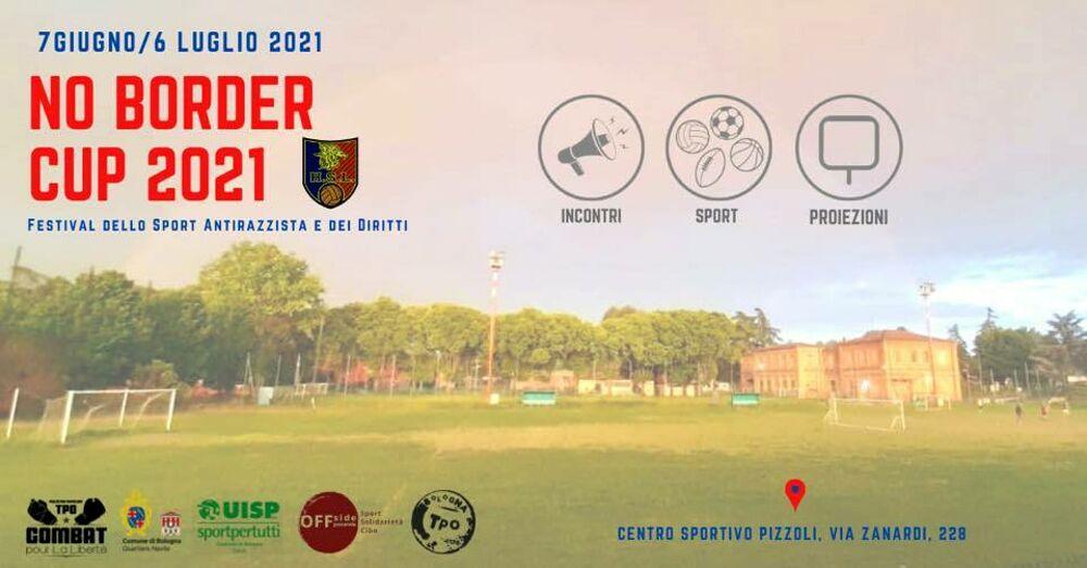 """""""No Border Cup"""", torna il festival dello sport antirazzista con dibattiti, tornei e proiezioni degli europei in Pescarola"""