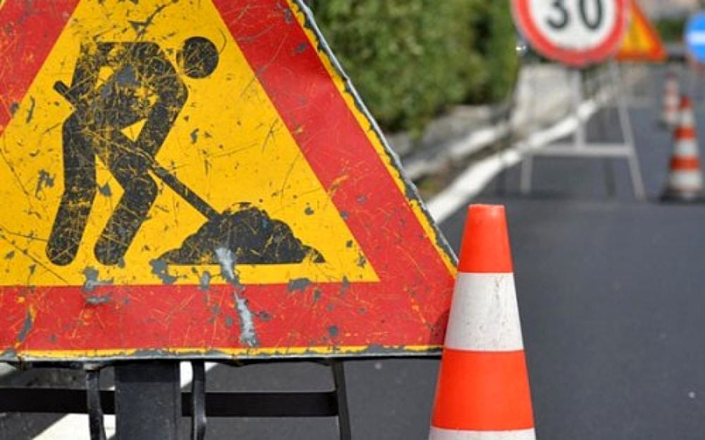 Lavori in città: i cantieri stradali in programma da lunedì 2 agosto