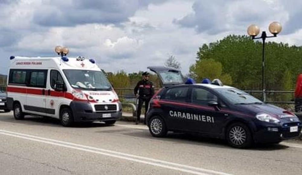 Terribile incidente a Crevalcore: moto centra una coppia di coniugi, due morti