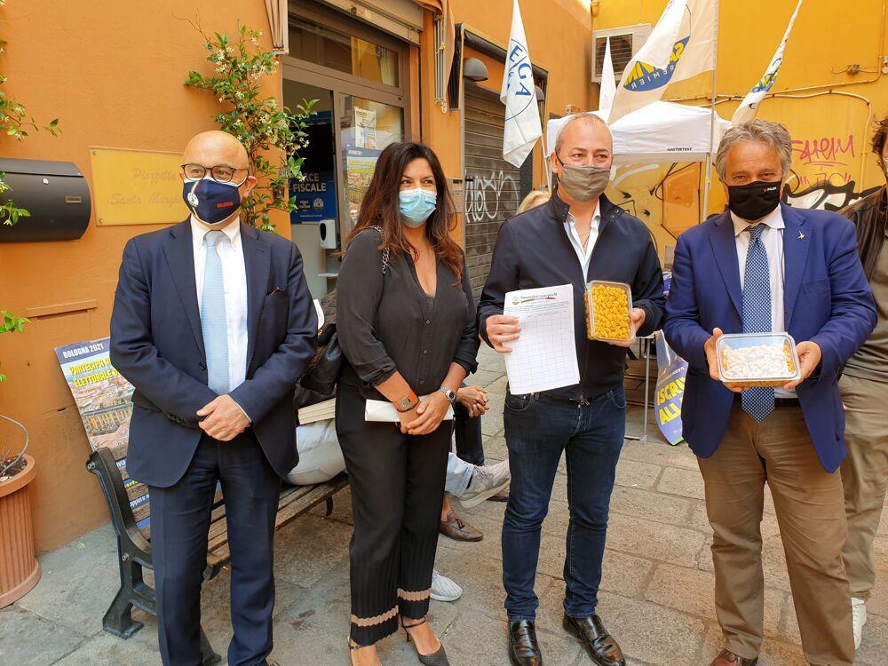 Lega, 900 nuovi iscritti in Emilia-Romagna: 220 a Bologna