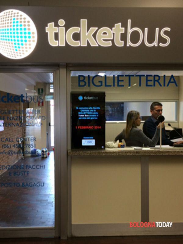 'TicketBus', nuova biglietteria in autostazione: dal 1..