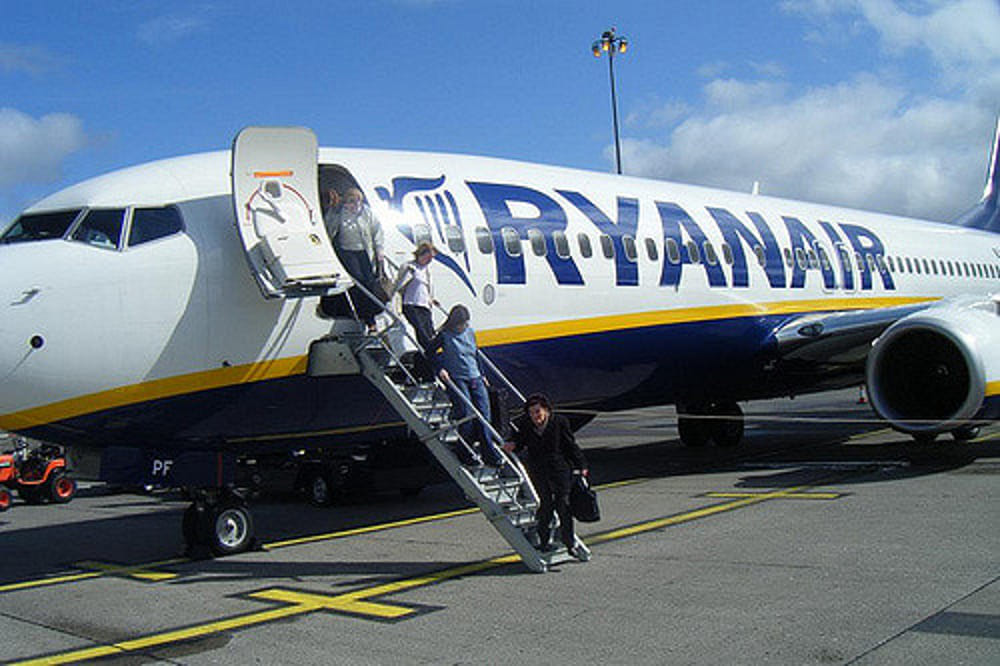 Nuove rotte ryanair dal marconi da settembre operativo il for Cambio orario volo da parte della compagnia