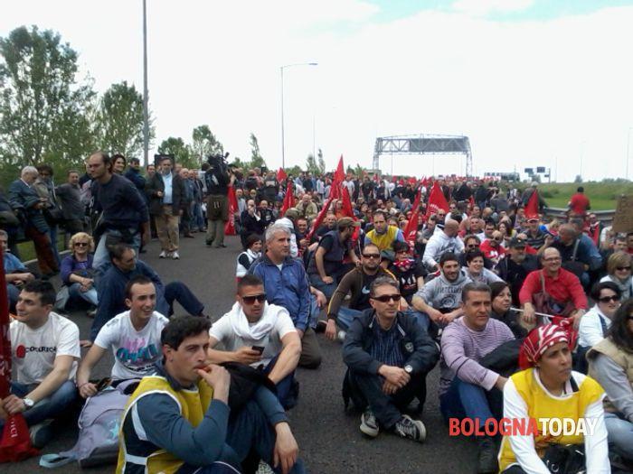 sciopero fiom bologna_corteo (1)