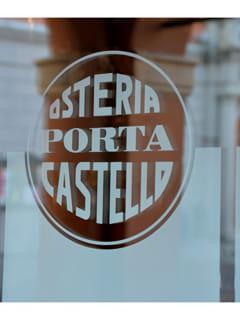 Osteria Porta Castello