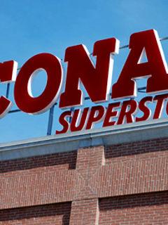 Supermercati Conad e Margherita in centro