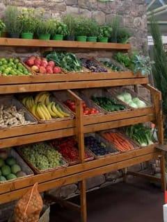 """""""Mariarosa"""": prodotti biologici e locali"""