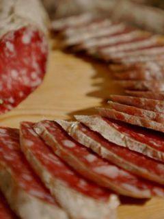 Tamburini: antica salsamenteria bolognese